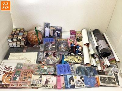 NARUTO ナルト グッズ ポスター、クリアファイル、ノートセット、原画アート、ポーチ、うちわ、グラス、パズル 他 買取