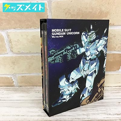 ブルーレイ 機動戦士ガンダムUC ユニコーン Blu-ray BOX 買取