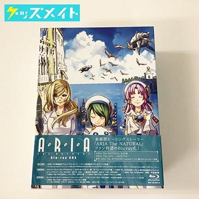 ブルーレイ アリア ARIA The NATURAL Blu-ray BOX