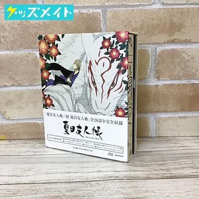 ブルーレイ 夏目友人帳 Blu-ray Disc BOX 完全生産限定版 買取
