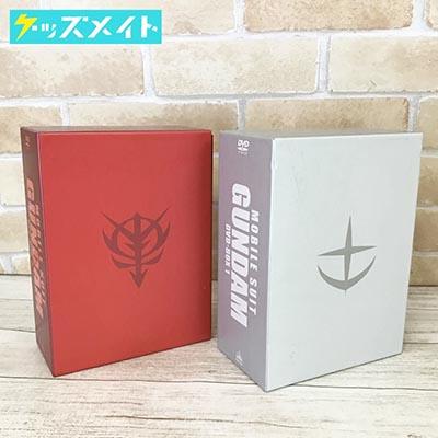 機動戦士ガンダム DVD-BOX 1 , 2