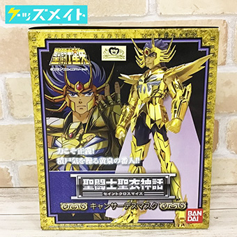 【未開封】聖闘士星矢 聖闘士聖衣神話 セイントクロスマイス キャンサーデスマスク