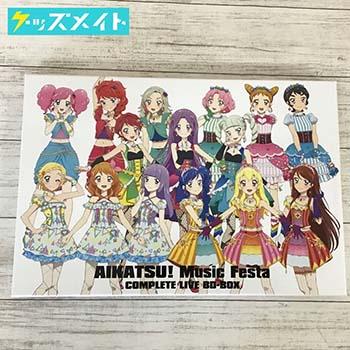 アイカツ! ミュージックフェスタ COMPLETE LIVE BD-BOX 買取