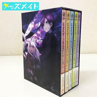 ブルーレイ Fate/Kaleid liner プリズマ☆イリヤ 2wei!Herz! ツヴァイヘルツ! 全5巻セット 収納BOX付き