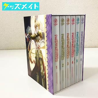 ブルーレイ Fate/Kaleid liner プリズマ☆イリヤ 3rei!! ドライ!! 全6巻セット 収納BOX付き 買取
