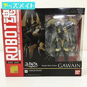 ROBOT魂 コードギアス 反逆のルルーシュ 005 GAWAIN ガウェイン 買取