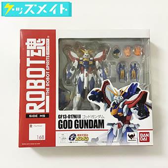 ROBOT魂 SIDE MS 機動武闘伝Gガンダム GF13-017NJ Ⅱ ゴッドガンダム 買取