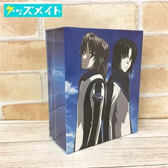 【未開封】ブルーレイ 蒼穹のファフナーEXODUS Blu-ray BOX 買取