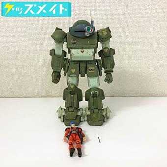 タカラ 装甲騎兵ボトムズ DMZ-01 1/18 ATM-09-ST スコープドッグ With キリコ・キュービィ 買取