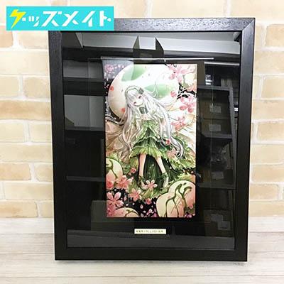 アールジュネス 版画 てぃんくる 漆版 桜瑞雪STELLATO -抹茶-
