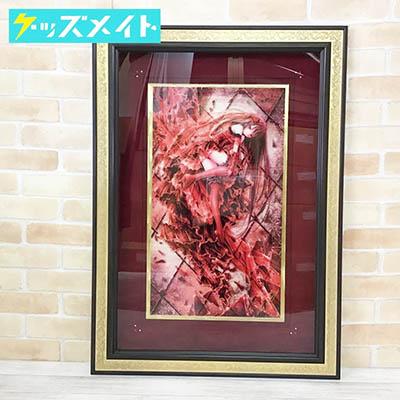アールジュネス 版画 てぃんくる ME版RED ROSE WORLD-SPECULAR COLLAPSE